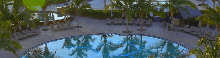 instalacion de piscina de lujo